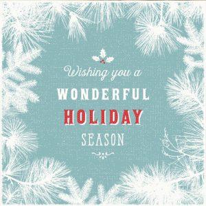 Cosmetic dentistry in Boston wishing you a wonderful holiday season