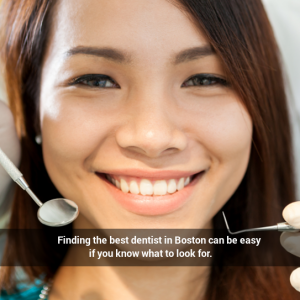 Choosing the best dentist