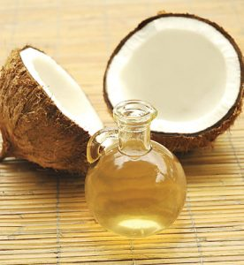 Coconut Oil can actually help keep your mouth healthy and free of bacteria
