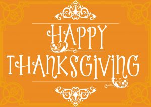Happy Thanksgiving from Dental Partners of Boston