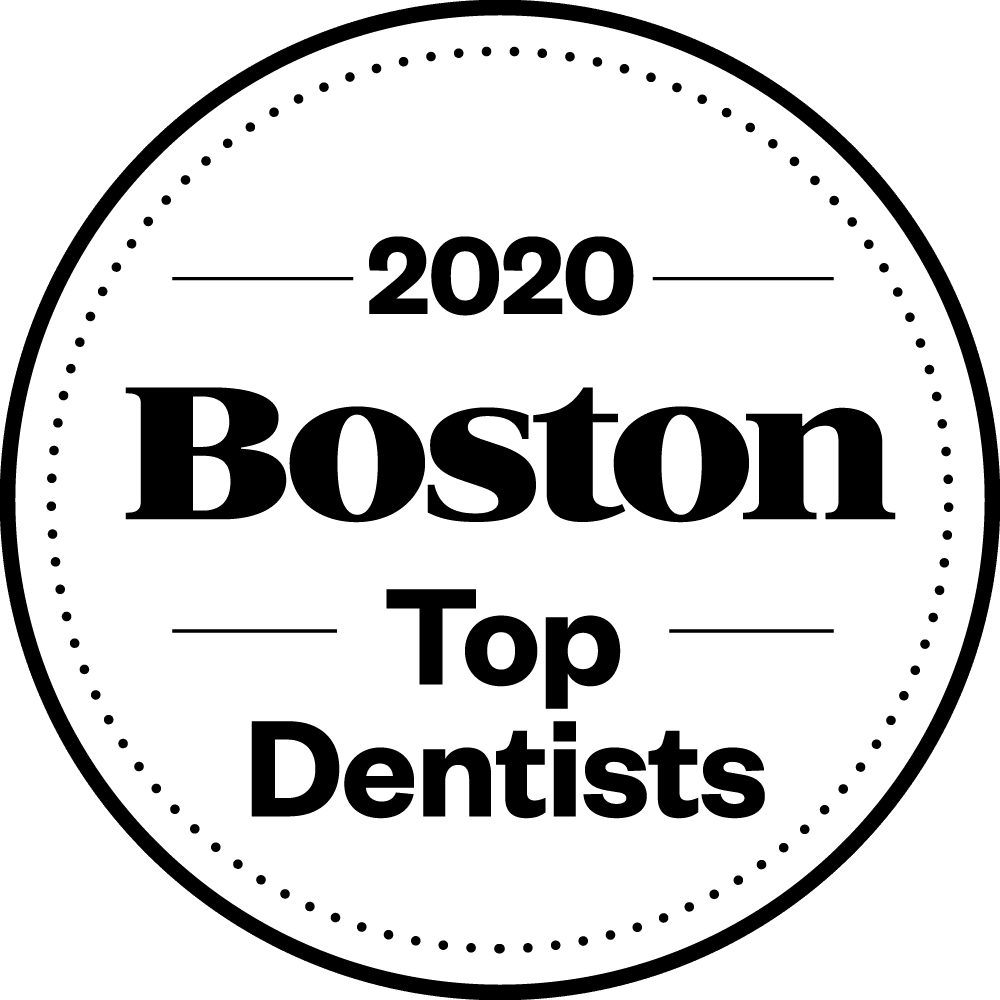 Boston magazine's Top Dentists™ 2020